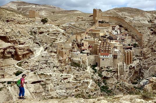 La Palestine mise actuellement beaucoup sur le développement du tourisme d'aventure.