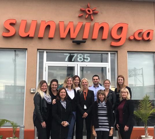 Le Groupe de Voyage Sunwing désigne une nouvelle Directrice générale au Québec