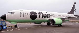 Flair Airlines annule quelques vols vers les États-Unis