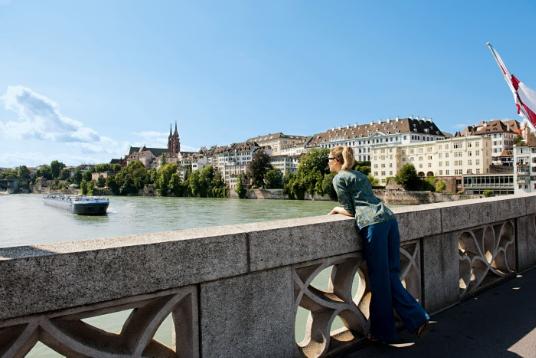 La région de Bâle a enregistré la plus forte croissance des visiteurs canadiens en 2018. (Suisse Tourisme)