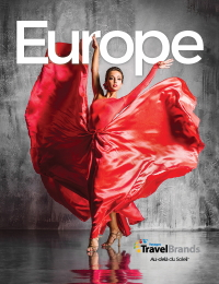 Voyages TravelBrands présente sa plus récente brochure sur l'Europe