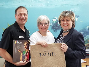 Voyages TravelBrands offre à un agent de voyages chanceux un voyage à Tahiti