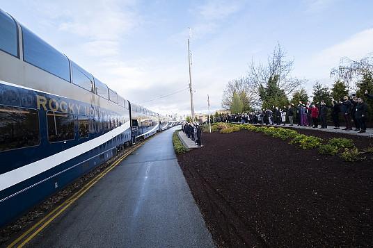 Rocky Mountaineer se dote de 7 nouveaux wagons panoramiques