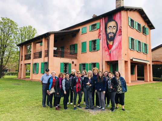 Tours Chanteclerc : Immersion culturelle et gastronomique dans la région de l'Émilie- Romagne en Italie