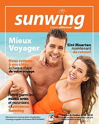Les brochures Sunwing et Collection Signature de 2019-2020 sont maintenant disponibles