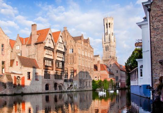 Belgique : Bruges veut moins de touristes d'un jour