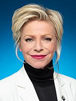 La ministre du Tourisme du Québec, Caroline Proulx