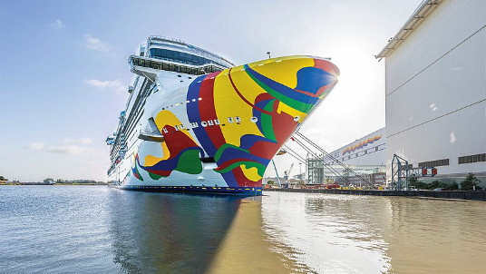 Crédit photo : Meyer Werft