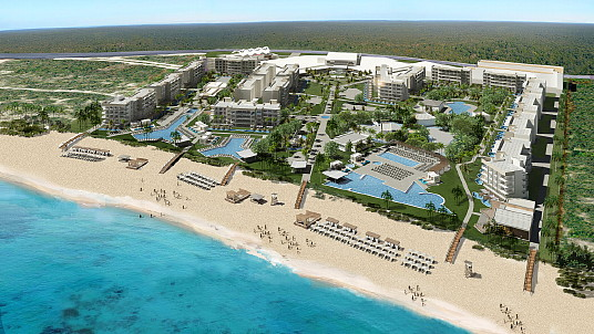 Le Planet Hollywood Beach Resort Cancun ouvrira ses portes en mars 2020
