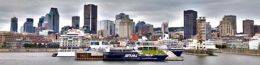 Début de la haute saison des croisières à Montréal
