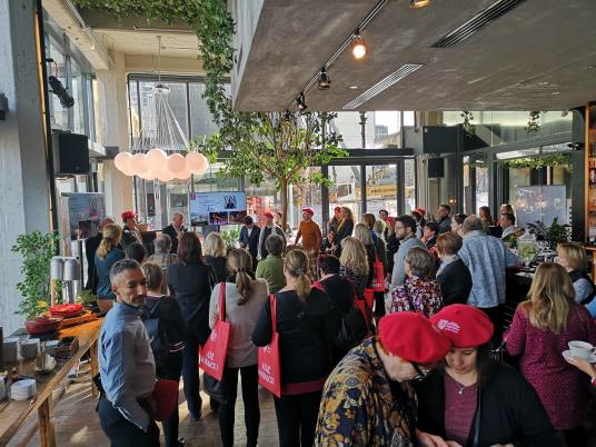 La Nouvelle-Aquitaine présente à Montréal à l'occasion du Festival du Film Francophone Cinémania
