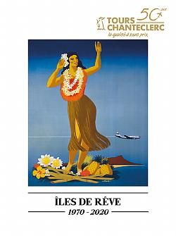 Tours Chanteclerc : 50 ans, 50 itinéraires !