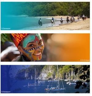 Vers une saison record pour les îles de Guadeloupe