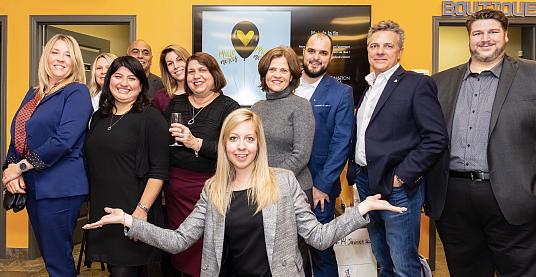 C'est le mardi 14 janvier dernier qu'avait lieu la soirée de lancement officiel de l'agence de voyages Destination de rêve à Varennes.