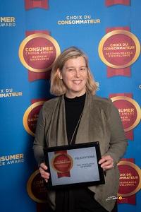 Marie-Josée Carrière Directrice marketing senior Québec du Groupe de Voyage Sunwing