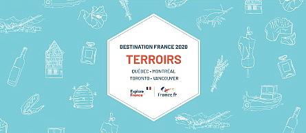 Prix Produit de l'année de Destination France : les votes sont ouverts jusqu'au 17 février