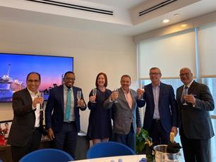 Royal Caribbean signe une entente avec Antigua pour un premier Royal Beach Club