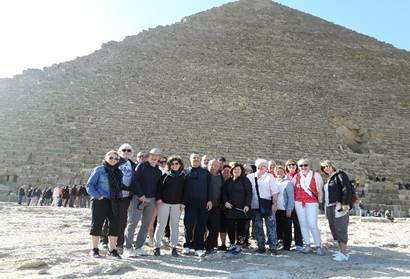 L'Égypte avec Tours Cure-Vac en éducotour : les agents témoignent!