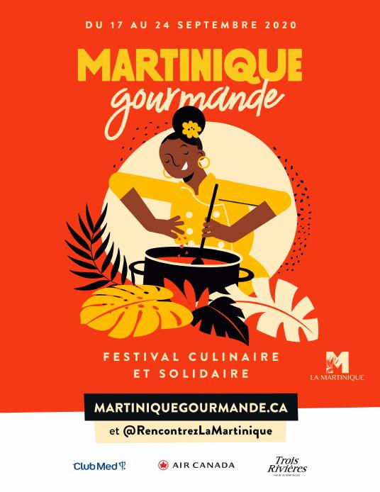 Le festival Martinique Gourmande revient ensoleiller le Québec !