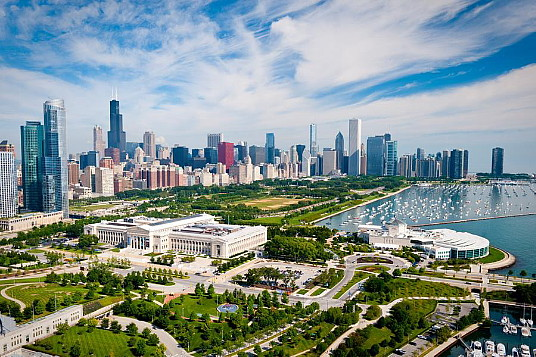 Chicago désignée ' meilleure grande ville ' par les lecteurs de Conde Nast