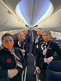 ''Sunwing recommence à voyager de façon responsable avec le décollage de ses premiers vols depuis le mois de mars''