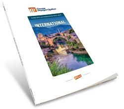 GVQ dévoile sa brochure Forfaits Accompagnés 2020-2021 - International