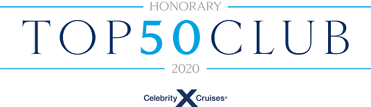 Transat Distribution Canada, dans le Top 50 de Celebrity Cruises
