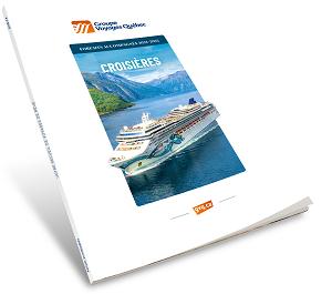 GVQ met en ligne sa brochure Forfaits Accompagnés 2021-2022 Croisières maritimes et fluviales