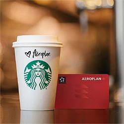 Aéroplan annonce un partenariat novateur avec Starbucks Canada, qui offre aux membres une bonne dose de points pour leur prochaine récompense