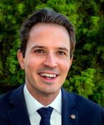 Pascal Prinz, président du chapitre canadien de la CET