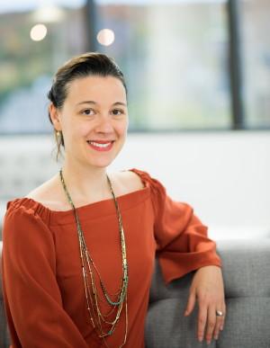 Amélie Brouhard, Vice-Présidente des ventes États-Unis et du marketing omnicanal Amérique du Nord