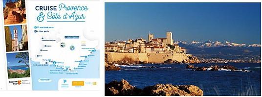 Webinaire en rediffusion : Direction le Sud avec Croisière Provence & Côte d'Azur
