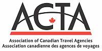 ACTA : ' Une étude indique que les Canadiens sont en faveur d'un soutien continu aux agences de voyages et un consommateur sur cinq envisage dans l'avenir de voyager davantage '