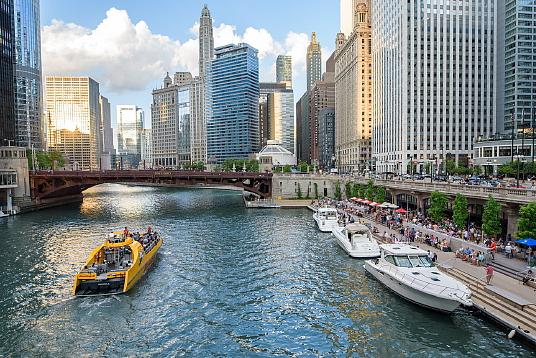 Chicago élue « Meilleure grande ville des Etats-Unis » en 2021 pour la 5e année consécutive par les lecteurs de Condé Nast Traveler