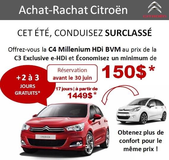 Promotions de juin chez Eurocar TT