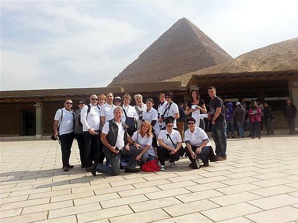 Éducotour de Tours Cure-Vac en Égypte : arrêt sur image