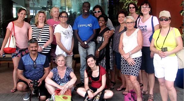 Éducotour de Vacances Air Canada à Curaçao: arrêt sur image