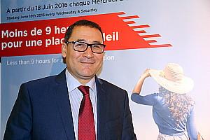 Hamam Abdellatif, Directeur général de l'Office national du tourisme tunisien
