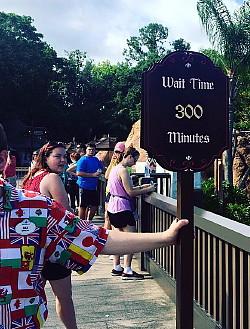 Disney : une nouvelle attraction teste la patience des visiteurs