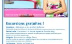 Caribe Sol : Excursions Gratuites